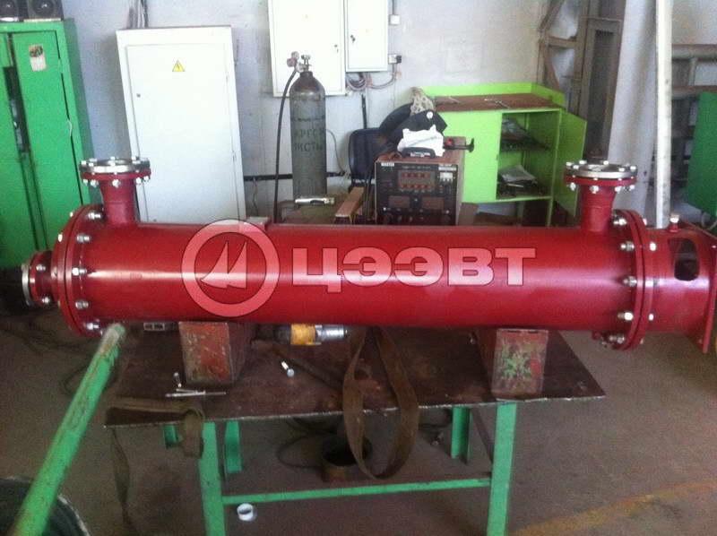 Маслоохладитель МРУ-19 рис.1