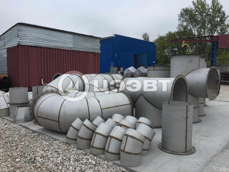 Газоходы и детали трубопроводов рис.7